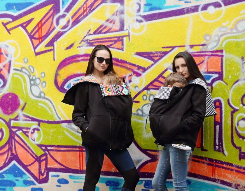 дрехи за бебеносене