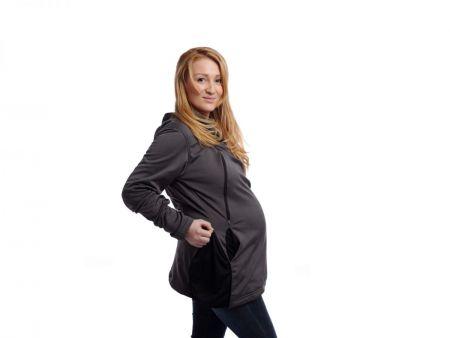 Суитшърт за бременни и кърмене Daily Line